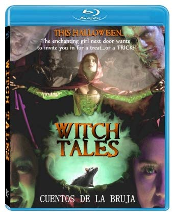 2020 Halloween Anthology Amazon.com: Witch Tales (2020) Blu Ray HORROR Anthology Movie