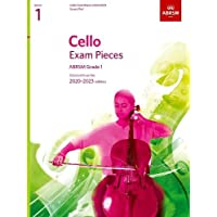Cello Exam Pieces 2020-2023, ABRSM Grade 1, Score