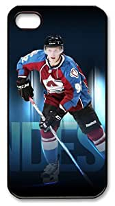 icasepersonalized Personalized Protective Case for iphone 4 - NHL Colorado Avalanche #92 Gabriel Landeskog