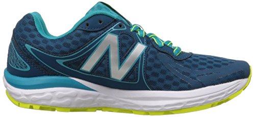 Nouveau Solde W720v3 Chaussures De Course Femme-w Bleu / Jaune