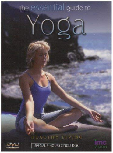 Yoga - The Essential 3 Hour Guide - Healthy Living Series [DVD] (Yoga The Essential 3 Hour Guide)