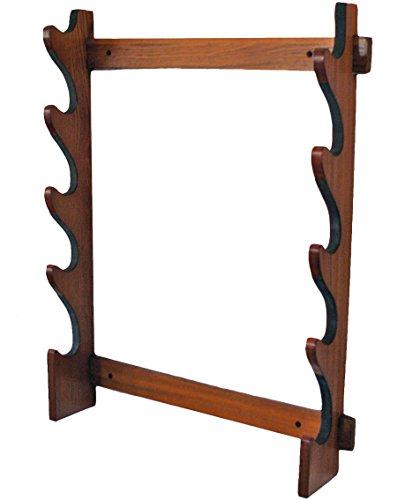 Wooden Gun Rack - 2