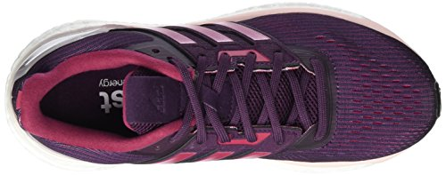 Red para Supernova Night Glide Ruby Zapatillas 9 Adidas Mujer Pink Energy de Running Multicolor Mystery Yfzqxdv
