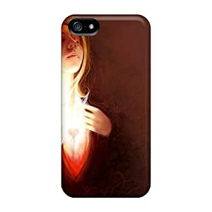 Angel Of Love Plastic cell phone carrying skins New Arrival Wonderful Extreme Iphone5 iphone 5s iphone 5