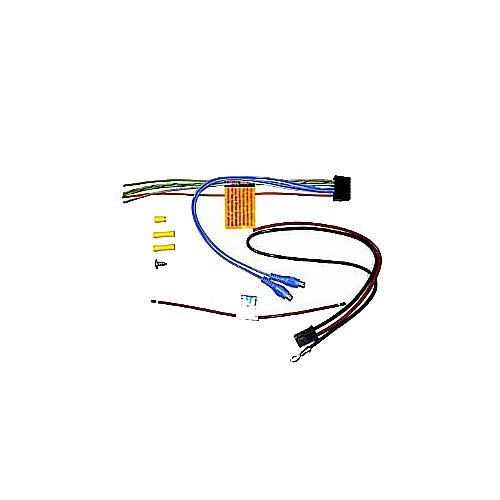Bazooka Amplifier Wiring Kit for BTAxx250D Tubes (BTA-250D-AWK)