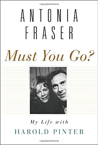 book cover of Must You Go?