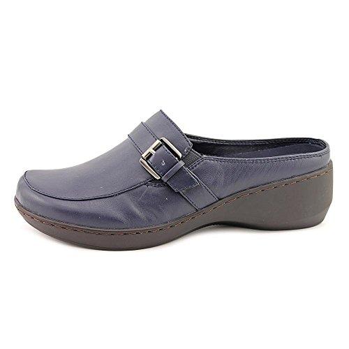 Easy Spirit Dorlisa Women Us 6.5 Blue Mules
