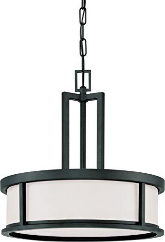 Odeon Transitional Pendant - Nuvo Lighting 60/2978 Four Light Pendant