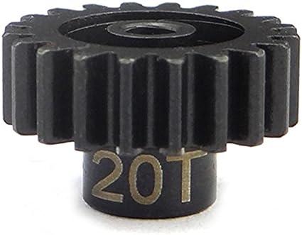 Hot Racing Short 32P Steel Pinion Gear 20T CSG32X20