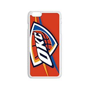 Oklahoma City Thunder Logo Phone Case for Iphone 6