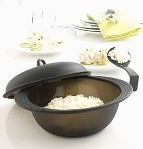Mastrad F70101 - Cocedor de silicona para arroz y cereales