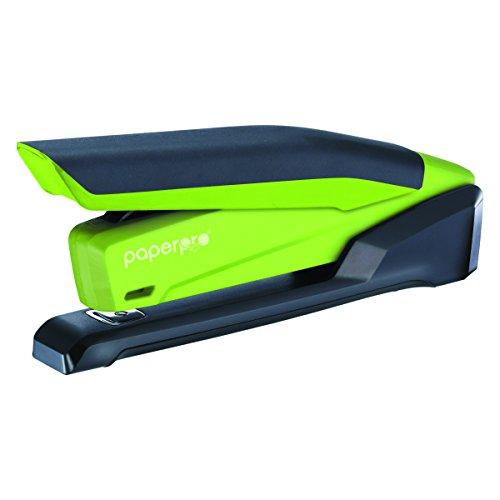 PaperPro Desktop Stapler, 20-Sheet Capacity, Translucent Gre