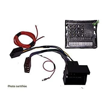 Surprising Car Radio Wiring For Mercedes E W211 2002 Fakra Iso Amazon Co Uk Wiring 101 Taclepimsautoservicenl