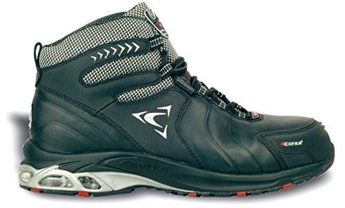 "Cofra PJ010-000.W40 Calzado de seguridad talla 40 S3 ""Phantom"" - negro"