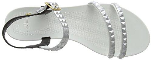 donna alla Lemon bianco bianco caviglia con Sandali cinturino Mirage Jelly 03 P7gCxS0