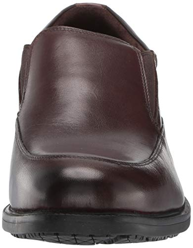 Rockport Men's Lead The Pack Slip On Loafer, Cocoa Brown, 9.5 W US by Rockport (Image #4)