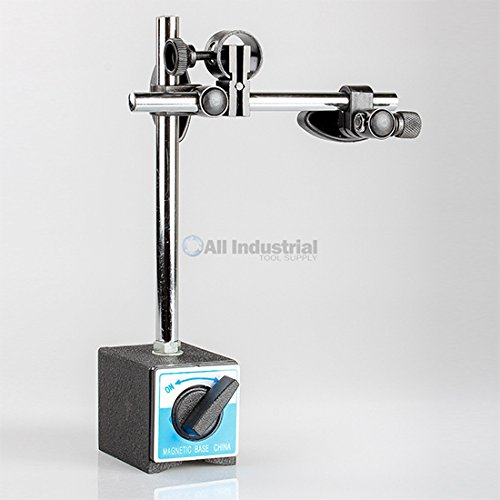 All Industrial 52502 | Pro-Shop Magnetic Base for Dial and Test Indicators ()