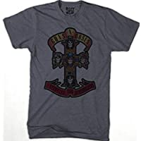 Guns N´roses Appetite For Destruction Gnr Playera j Rott Wear