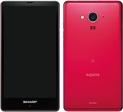 AQUOS SH-RM02(レッド)
