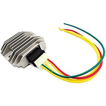 high performance voltage rectifier regulator fits yamaha yzf r6 1997-2012  yzf r1 1999-