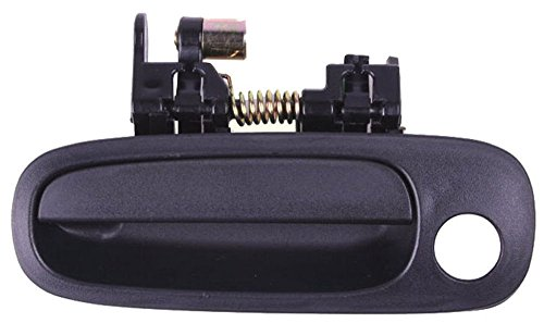 (Toyota Corolla Black Outside Front Driver Side Replacement Door Handle)