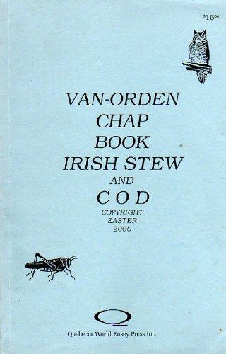 Van-Orden Chap Book Irish Stew and Cod