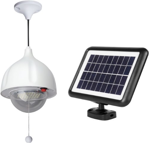Inside Solar Lights