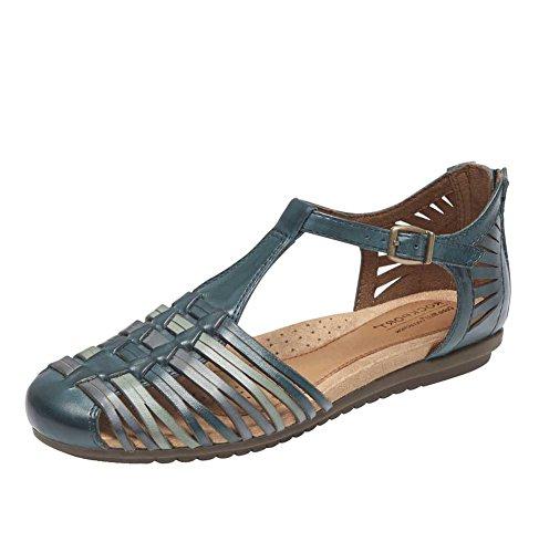 Ch Legion Rockport Shoes Blue Hurache Inglewood Women's 5qxx6Rv