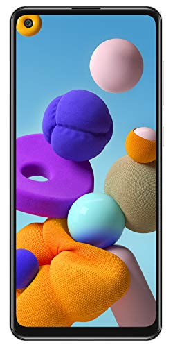 Samsung Galaxy A21s (Silver, 6GB, 128GB Storage) with No Cost EMI/Additional Exchange Offers