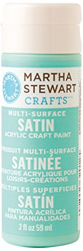 Martha Stewart 32065 2-Ounce Acrylic Satin Paint, Jonquil