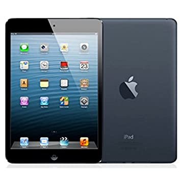 Apple iPad mini 16GB Black - tablets (Mini tablet, iOS, Slate, iOS, Black,  Lithium Polymer (LiPo))
