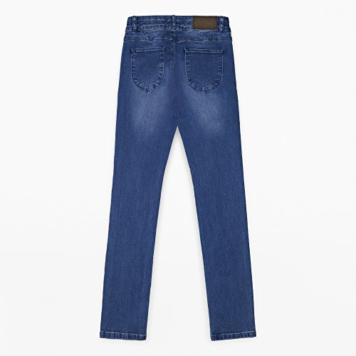 463 para Esprit Medium Wash Azul Niñas Vaqueros Denim FRw5qw80B