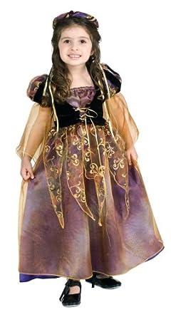 Renaissance Princess Toddler Halloween Costume Size 2T-4T  sc 1 st  Amazon.com & Amazon.com: Renaissance Princess Toddler Halloween Costume Size 2T ...