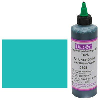 Teal Premium Airbrush Color8 oz