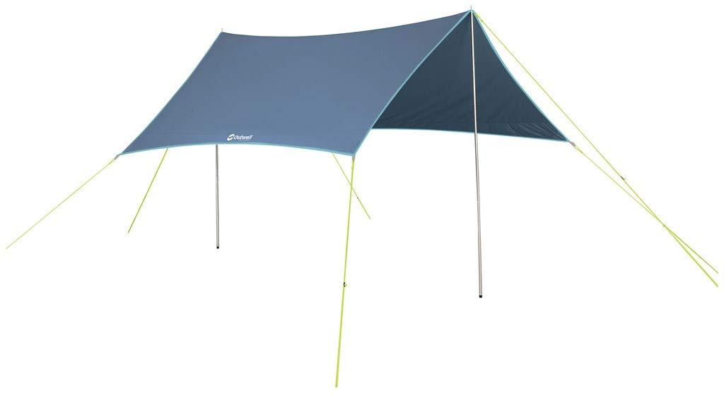 Outwell Tarp Sonnensegel, Blau, 3.5x3.5 m
