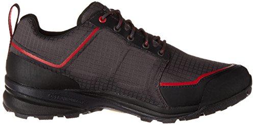 Vaude Men's Tvl Active Stx, Zapatos de Low Rise Senderismo para Hombre, Gris (Iron), 45.5 EU