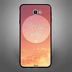 Samsung Galaxy J7 Prime Lets Fly away