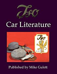 Iso Car Literature