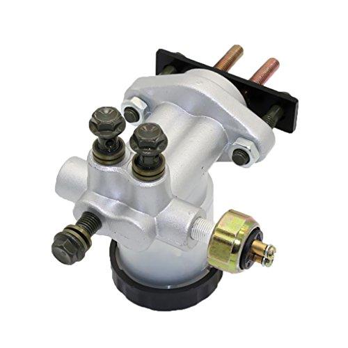 Shiwaki Hydraulic Brake Master Cylinder Assembly For 110 125 150 200 250 300cc: