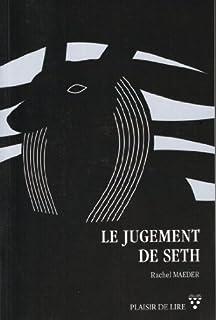 Le jugement de Seth : roman policier, Maeder, Rachel