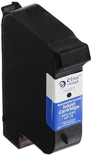 Elite Image ELI75227 Remanufactured HP 15 Inkjet Cartridge