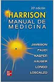 Harrison Manual De Medicina - 20'Edicion (Bolsillo)
