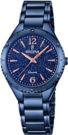 Women's Watch Festina - F16923/4 - Quartz - Dark-Blue