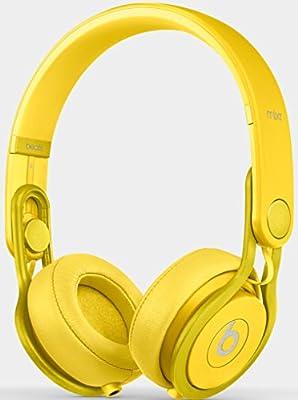 Beats by Dr. Dre Yellow Mixr On-Ear DJ Headphones