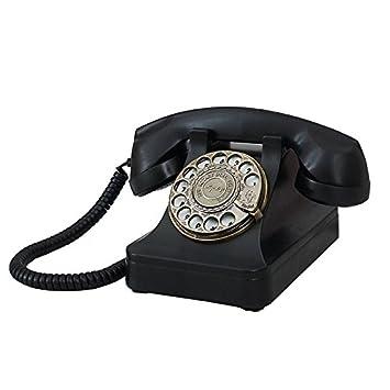 Telephone Health UK Teléfono clásico Vintage Tocadiscos ...