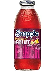 Snapple Fruit Punch Drink 12 x 473 ml