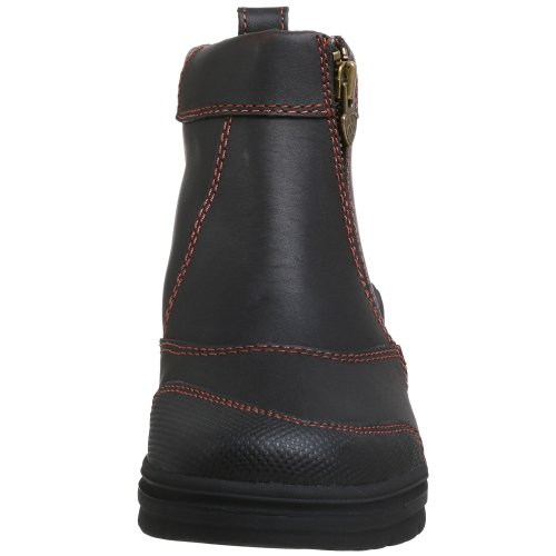 Ariat Zip Side Womens Brown Dark Brown Barnyard wTqFwC6