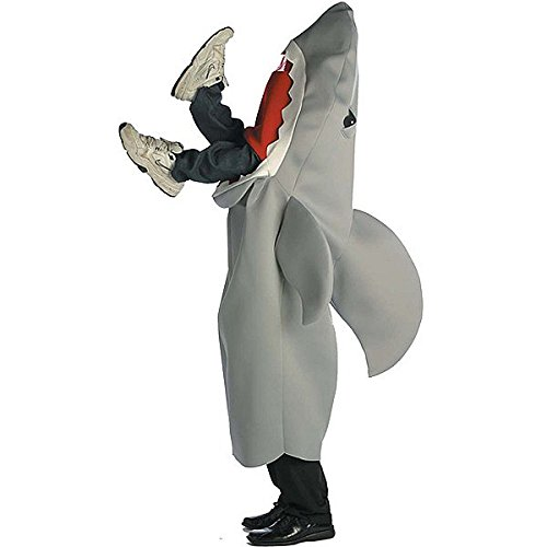 Man-E (Male Shark Costume)