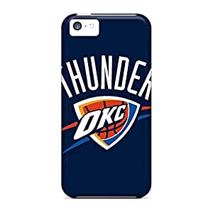 iphone 5 / 5s Style phone carrying shells High Quality Eco Package nba oklahoma city thunder 4