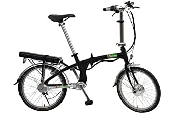 Bicicleta plegable electrica cardan